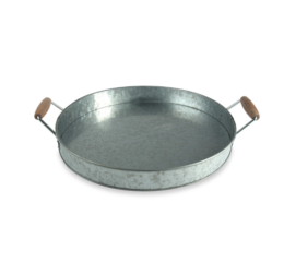 Featured Product Oasis Galvanized Steel Party Tray