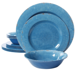 Featured Product Laurie Gates Mauna Melamine Dinnerware