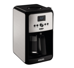 Featured Product Savoy Stainless-Steel 12-Cup Programmable Coffeemaker
