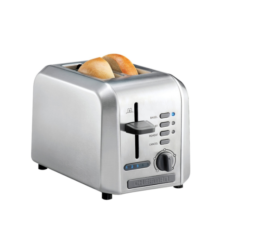 Featured Product Stainless 2-Slice Toaster