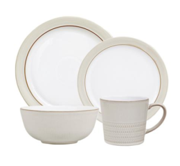 Featured Product Natural Canvas 4-pc Placesetting