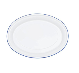 Featured Product Oval Serving Platter
