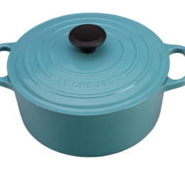 Featured Product Round Dutch Oven in Caribbean