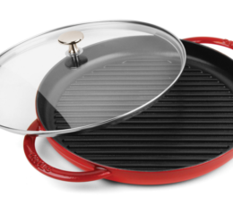 Featured Product Cast-Iron Steam Grill