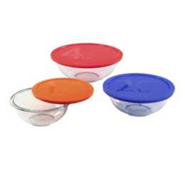 Featured Product Smart Essentials 6-pc. Mixing Bowl Set