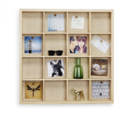 Featured Product Gridlock Photo Display