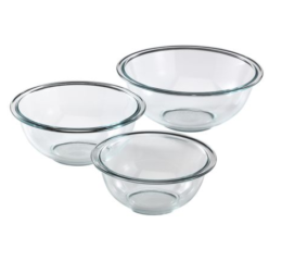Featured Product Smart Essentials 3-pc Mixing Bowl Set