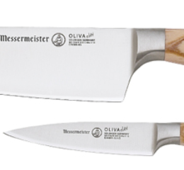 Featured Product Oliva Elite 2-Piece Chef's Knife & Parer Set