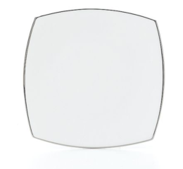Featured Product Couture Platinum Bread and Butter Plates