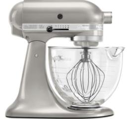 Featured Product Artisan® Design Series 5-Quart Tilt-Head Stand Mixer with Glass Bowl