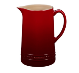 Featured Product Pitcher in Cerise