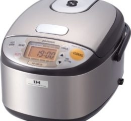 Featured Product NP-GBC05-XT Induction Heating System Rice Cooker