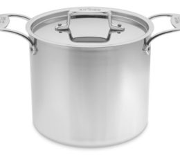 Featured Product d5 Stainless-Steel Stock Pot