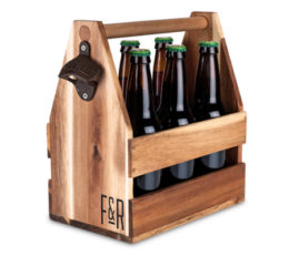 Featured Product Wood Beer Caddy