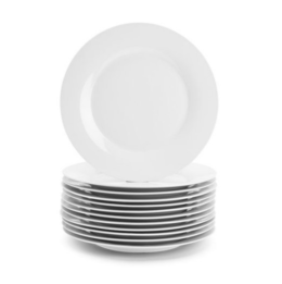 Featured Product White Dinner Plates