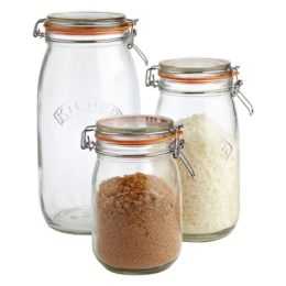 Featured Product Hermetic Glass Storage Jars