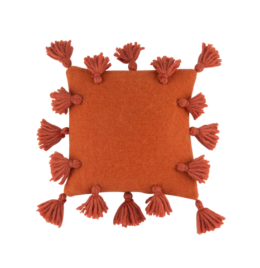 Featured Product Orange Throw Pillow