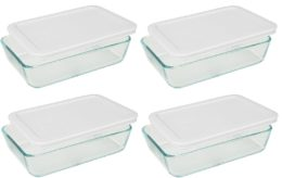Featured Product 3-Cup Food Storage Containers