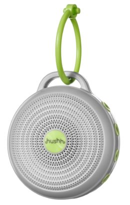 Featured Product Hushh for Baby, Portable White Noise Sound Machine
