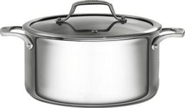 Featured Product Triply Stainless Steel 5.5 Quart Dutch Oven with Lid