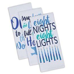 Featured Product Hanukkuah Printed Dishtowels