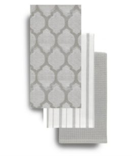 Featured Product Grey Kitchen Dish Cloth Tea Towels