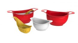 Featured Product 3-Piece Colander Bowl Set