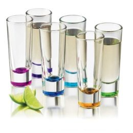 Featured Product Troyano Color Shot Glass Set