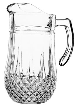 Featured Product Cristal D'Arques Longchamp 50 1/2-Ounce Pitcher
