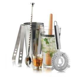 Featured Product 7 pc Modern Bar Mixologist Set