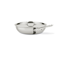 Featured Product Stainless 4-Qt Weeknight Pan