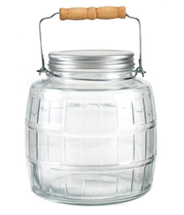 Featured Product Barrel Jar