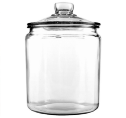 Featured Product Heritage Glass Jar