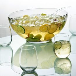 Featured Product Presence 10-Piece Punch Bowl