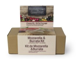Featured Product Mozzarella & Burrata Kit
