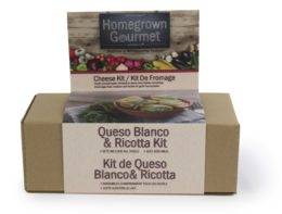 Featured Product Queso Blanc & Ricotta Kit
