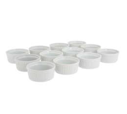 Featured Product 8-ounce Porcelain Ramekins