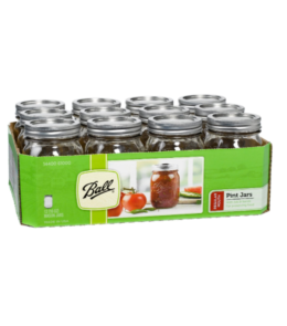Featured Product Pint Mason Jars
