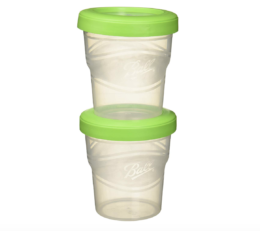 Featured Product Plastic Pint Freezer Jars