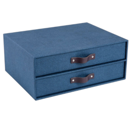 Featured Product 2-Drawer Birger Canvas File Storage Box