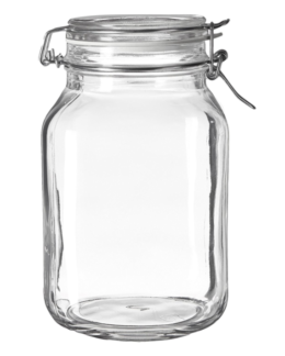 Featured Product Fido Clear Jar, 67.75 Oz