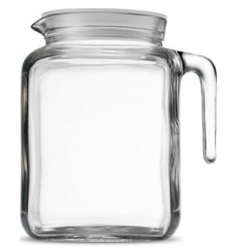 Featured Product Hermetic Seal Glass Pitcher