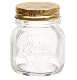 Featured Product Quattro Stagioni 5-Ounce Canning Jar