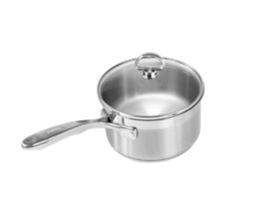 Featured Product Induction 21 Steel Sauce Pan