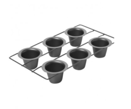 Featured Product Professional 6-Cup Popover Pan