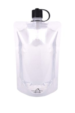 Featured Product Clear Disposable Flasks