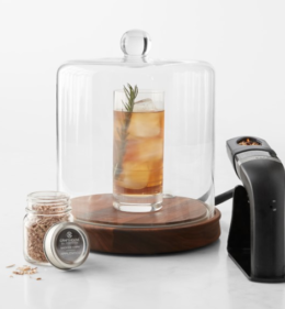 Featured Product Cocktail Smoking Cloche