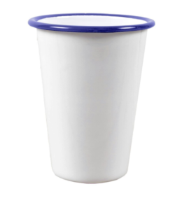 Featured Product Enamelware 14-Ounce Tumbler