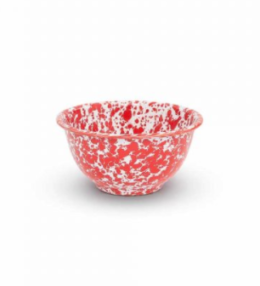 Featured Product Small Footed Enamel Bowl