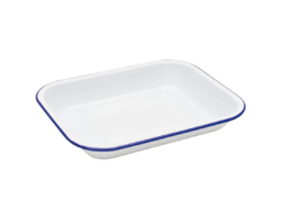 Featured Product Enamelware Small Roasting Pan